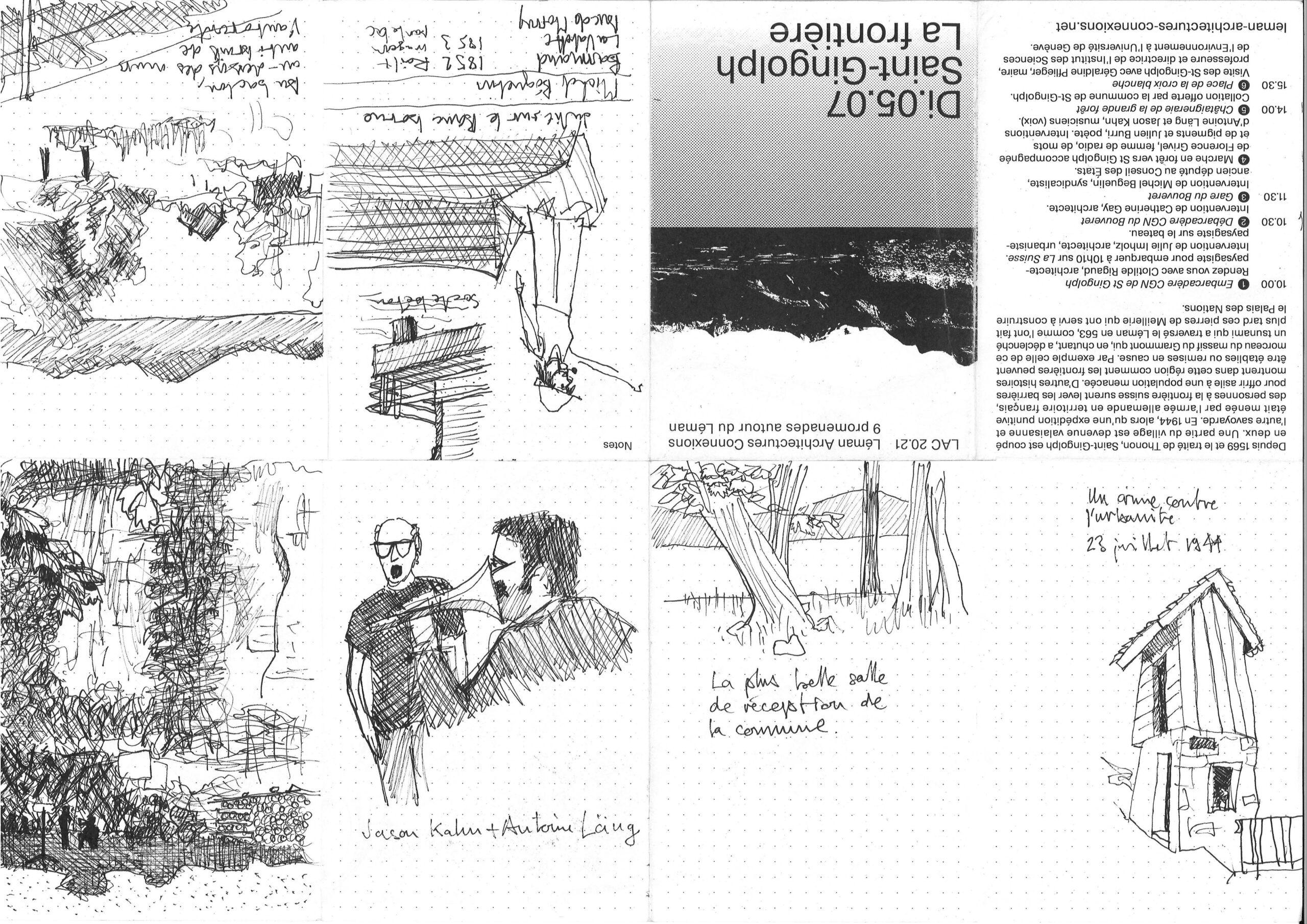 le carnet de Nicolas Monnerat
