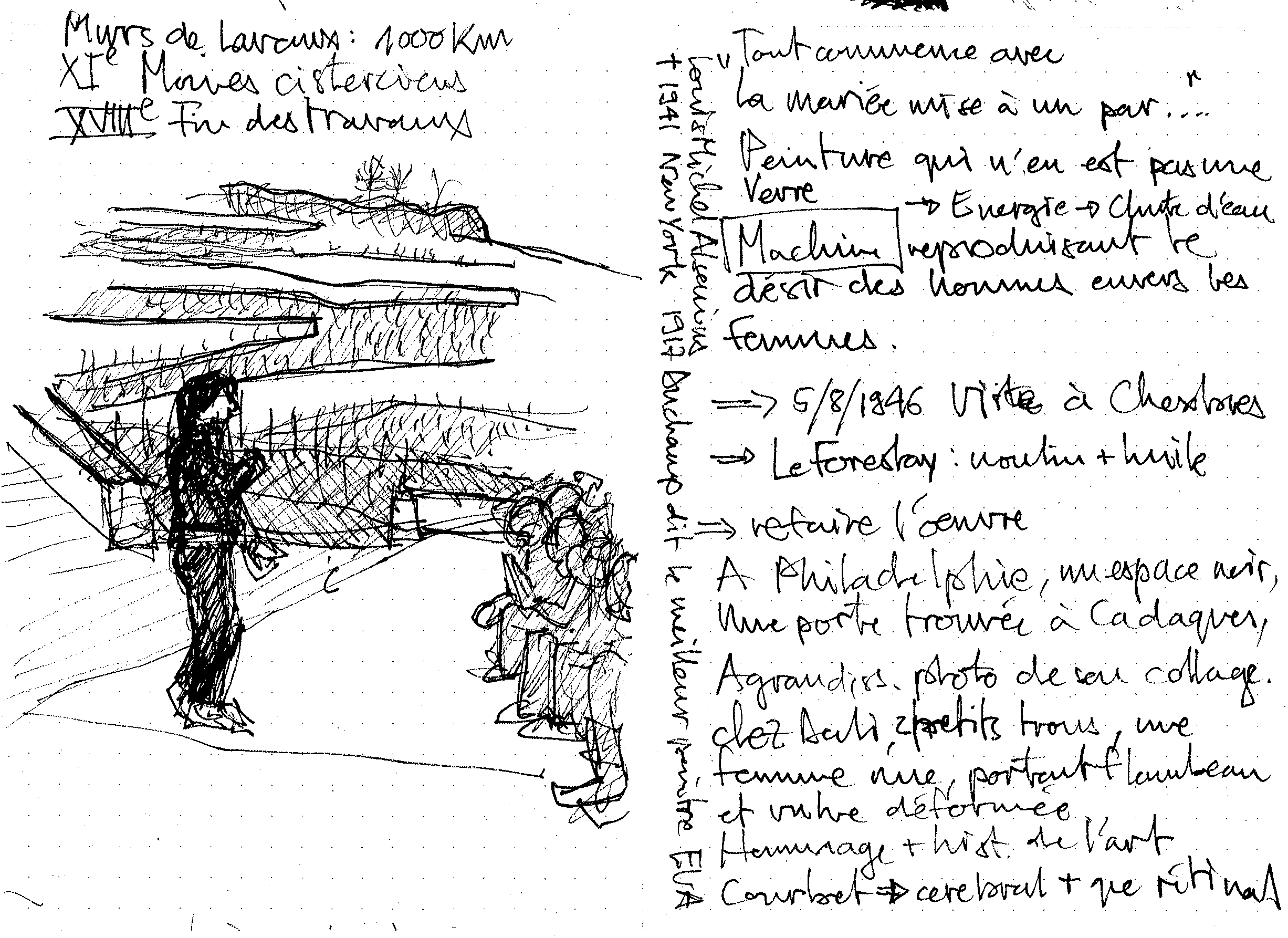 notes de Nicolas Monnerat